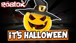 🎃 TRICK OR TREAT! -Trick or Treat with Facecam (Roblox)