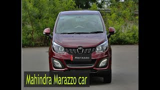 Mahindra Marazzo new car with complete features