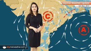 Weather Forecast for March 6: Light rain in Bangalore, Chennai; Cool nights for Delhi