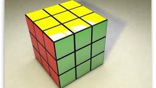 Kubik Rubik qurmaq 1 ders