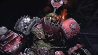Boss Fight: Grimskull from Warhammer 40k Space Marine