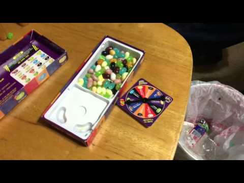 The Ambitious Bean Boozled Journey Extravaganza