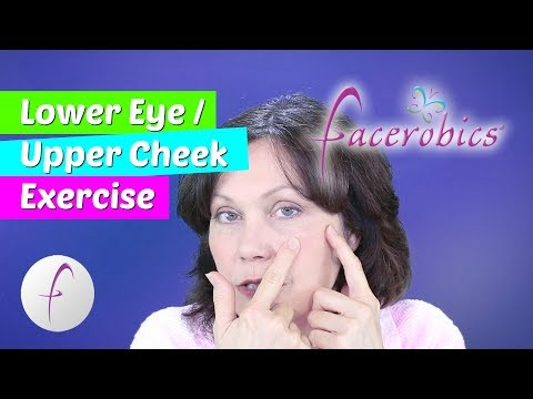 Lift & Tone Cheeks & Eye Muscles with this Natural Facial Exercise Face Lift