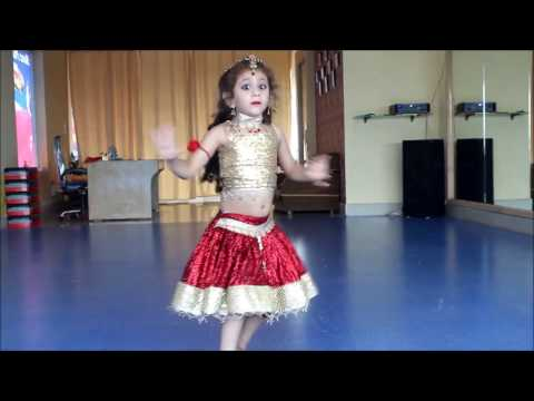 Bollywood Dance Performance  cute Girl Yaadvi   Aa Re Pritam Pyare   Rowdy Rathore   Choreography