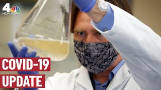 New York Rolls Out New COVID-19 Quarantine Rules | NBC New York Coronavirus Update