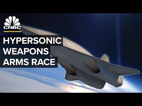 How Hypersonic Weapons