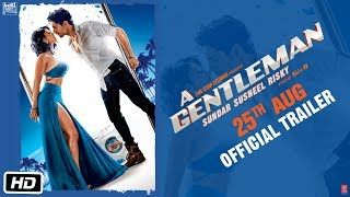 A Gentleman - Sundar, Susheel, Risky is the story of a sundar & susheel Gaurav content with his 'same shit different day' routine and dreaming about settling ...