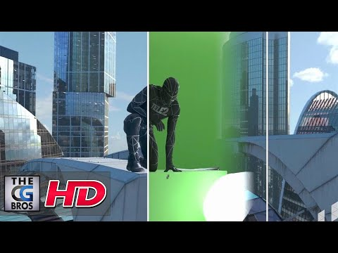 "CGI 3D Making of: ""TELE2 Russia Superhero"" - by unexpected GmbH"