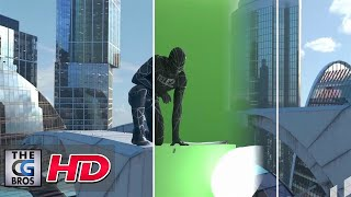 """CGI 3D Making of: """"TELE2 Russia Superhero"""" - by unexpected GmbH"""