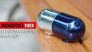 khui hop loa elecom capsule wireless - wwwmainguyenvn