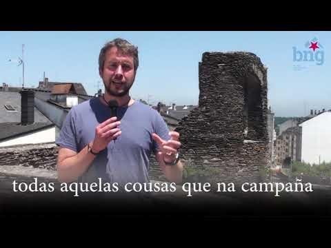 Arroxo realiza balance de los dos años de mandato en el gobierno municipal de Lugo
