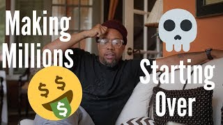 From Making MILLIONS to Starting OVER | Speech Daily Vlog #001