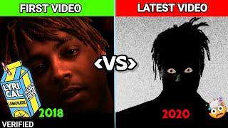 RAPPERS FIRST LYRICAL LEMONADE VIDEO VS THEIR LATEST LYRICAL LEMONADE PT.2🌈🥤(Tommy Craze)