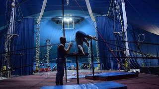 I Fihizhká/ Tríptico Nyia (2018). Compañía Dospuntos Circo. Residencia Circo Para Todos (Colombia)