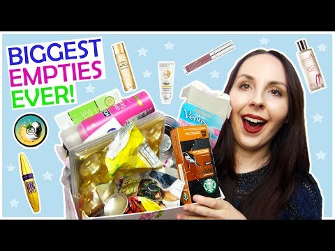 HUGE December Empties: Regret or Repurchase? | Behind The Scent