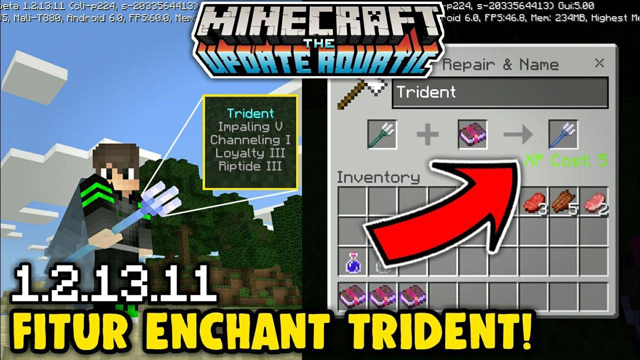 Riptide 3 Minecraft Anyone book return null in itemmeta and enchantmentstoragemeta :/ please map<enchantment, integer> enchants = meta.getenchants() riptide 3 minecraft