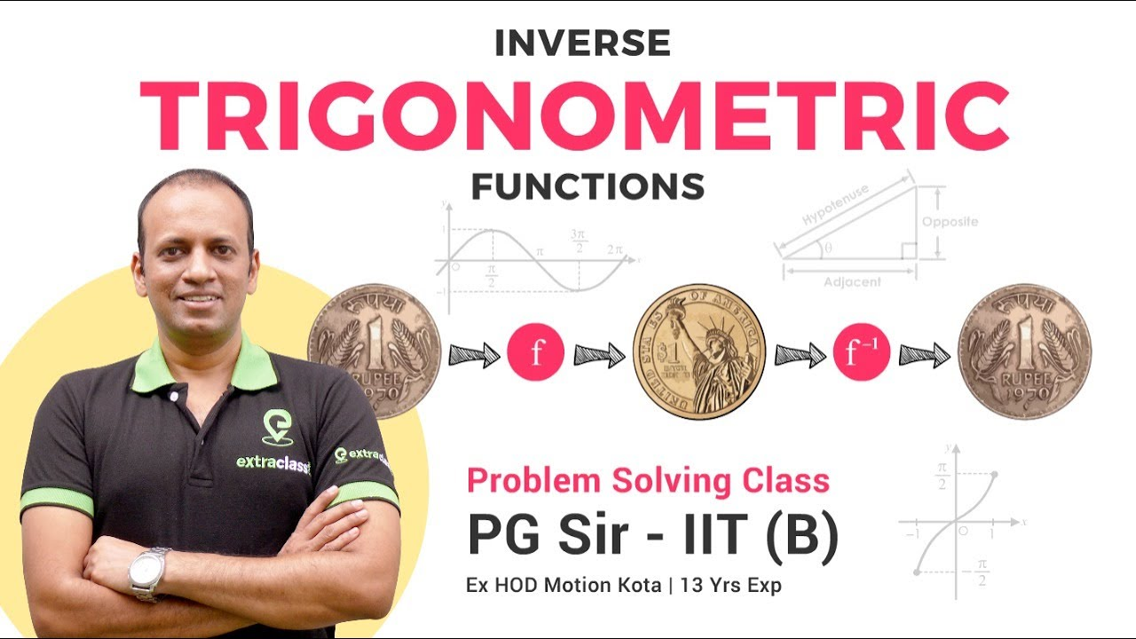 EXTRA CLASS IMPORTANT QUESTIONS | Inverse Trigonometric Functions  Class 12 by PG SIR Part 3 | CBSE