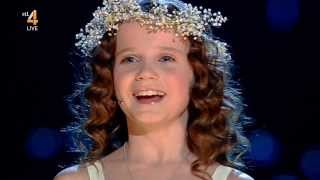Amira Willighagen - Ave Maria (HD Quality) - Semi-Finals Holland