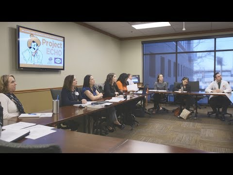 Project ECHO is enhancing medical knowledge in rural Oklahoma to improve rural health