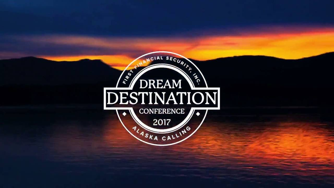 Dream Destination 17 Alaska