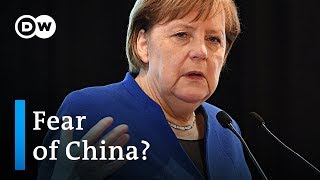 Angela Merkel adresses fears of Huawei and Chinese espionage | DW News