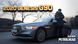 2020 Genesis G90 Review - Flagship sedan from Genesis! Is it still a Hyundai?