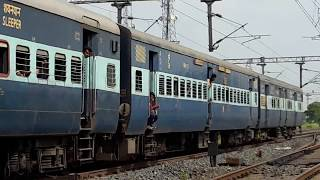 Howrah Jodhpur Bikaner Express Indian Super Heroes Train