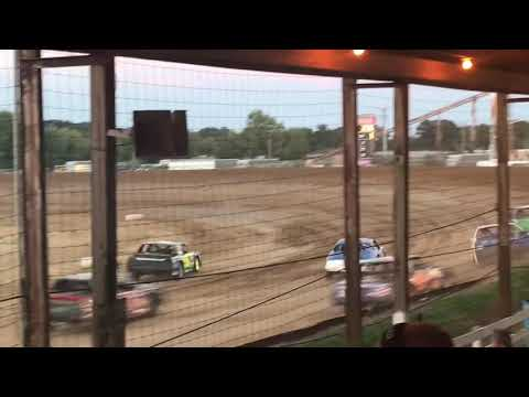 Charleston Speedway UMP Factory Stock Heat 2 Sept 1 2018