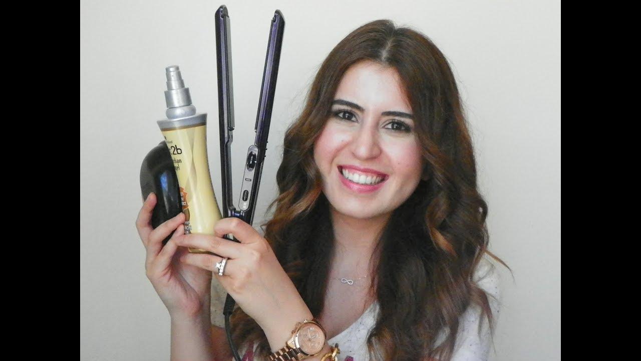 Dalgalı saçlar için ev yapımı sprey tarifi