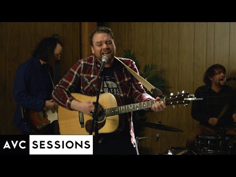 Frightened Rabbit performs