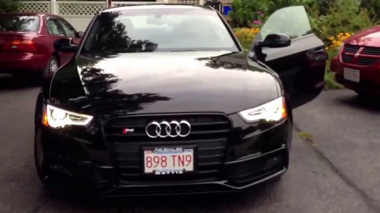 My New 2014 Audi S5 Youtube