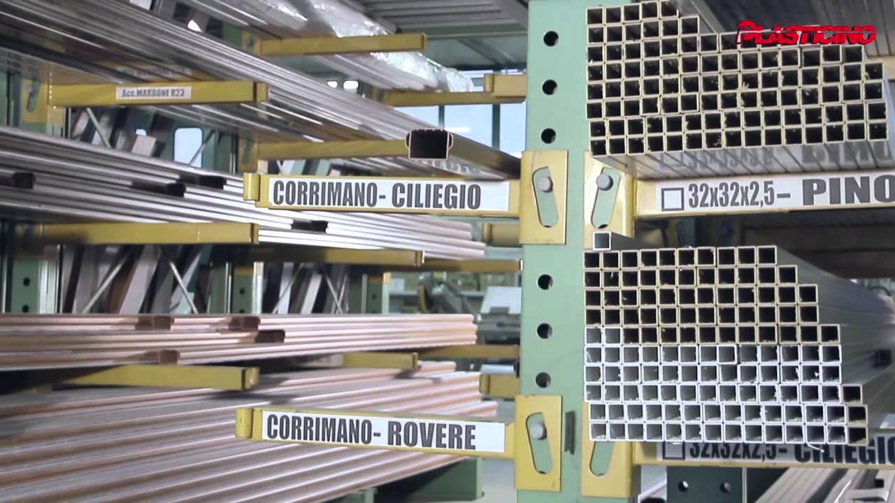 Plasticino sistemi per ringhiere e recinzioni in pvc e for Recinzioni giardino in pvc