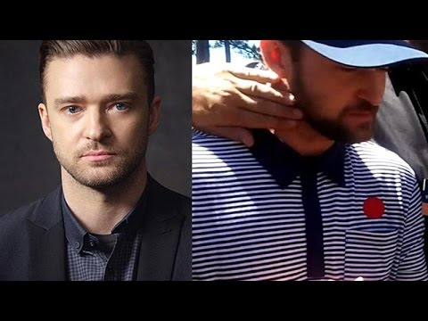 Justin Timberlake SLAPPED At Golf Course Event | Hollywood High