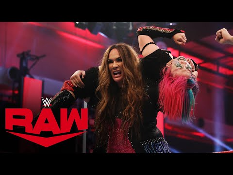 Asuka vs. Nia Jax – Raw Women's Championship Match: Raw, June 15, 2020