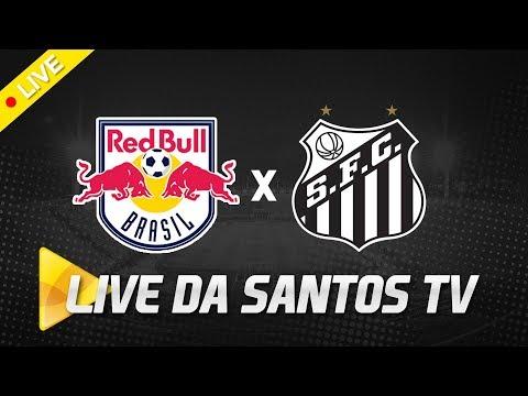 LIVE: RED BULL 0 X 0 SANTOS | PAULISTÃO (26/03/19)