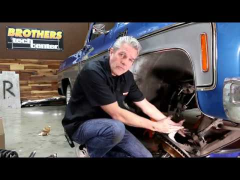 How To Change Front Coil Springs / 1963-87 Chevy & GMC