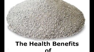 The Health Benefits of Bentonite Clay