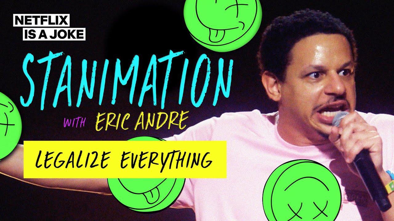 Eric Andre's Wild Tupac Hologram Story