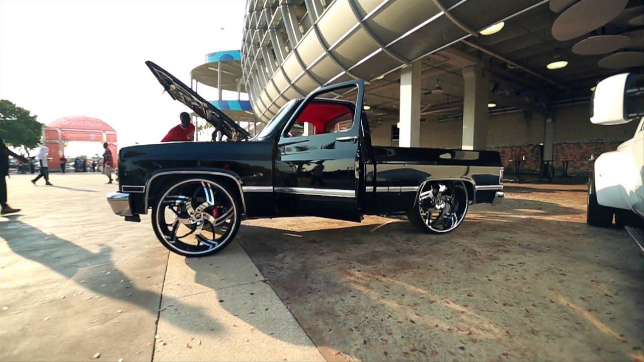 Amani Forged Wheels | Custom Chevy C10 sitting on Amani ...