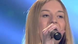 МОРОЗ по КОЖЕ от того как она спела!!! Шоу Голос Дети 2015 The voice kids