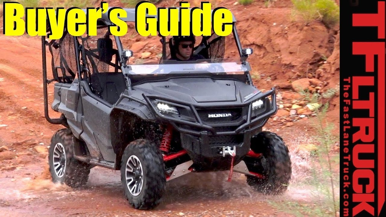Watch This Before You Buy A Honda Pioneer 4x4 Utv Youtube