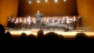 Bound for the Promised Land UK Chorale
