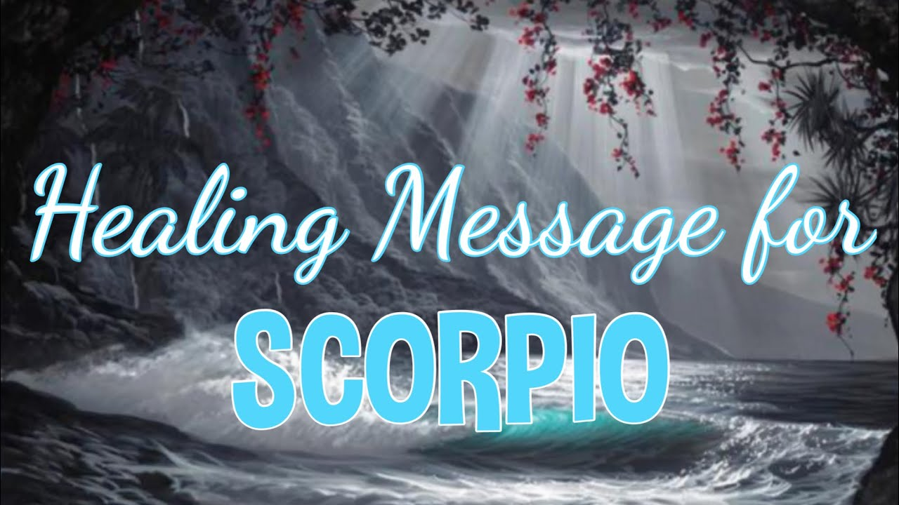 SCORPIO HEALING MESSAGE ✨ | TIMELESS