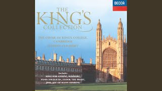 Parry: I was glad - anthem for the Coronation of King Edward VII (1902)