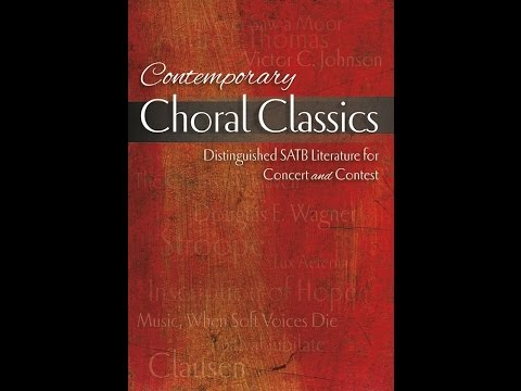 Contemporary Choral Classics - Various Artists, Compiled by Douglas E Wagner