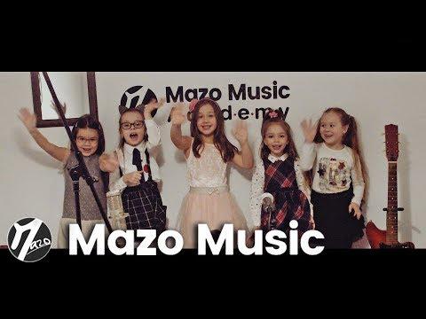 Vara Mos Craciun - Grupa Mica (Mazo Music Academy)
