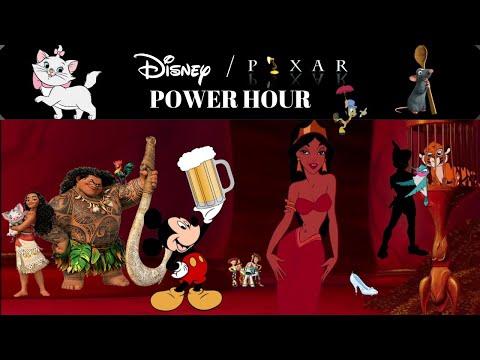 Disney/Pixar Power Hour By LCP