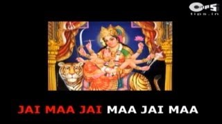 Sun Le Maa Sherawali with Lyrics - Sonu Nigam - Sherawali Maa Bhajan - Sing Along