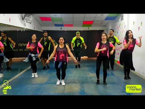A Esa (Cumbia) - Agapornis ft Pimpinela / Zumba Coreografía