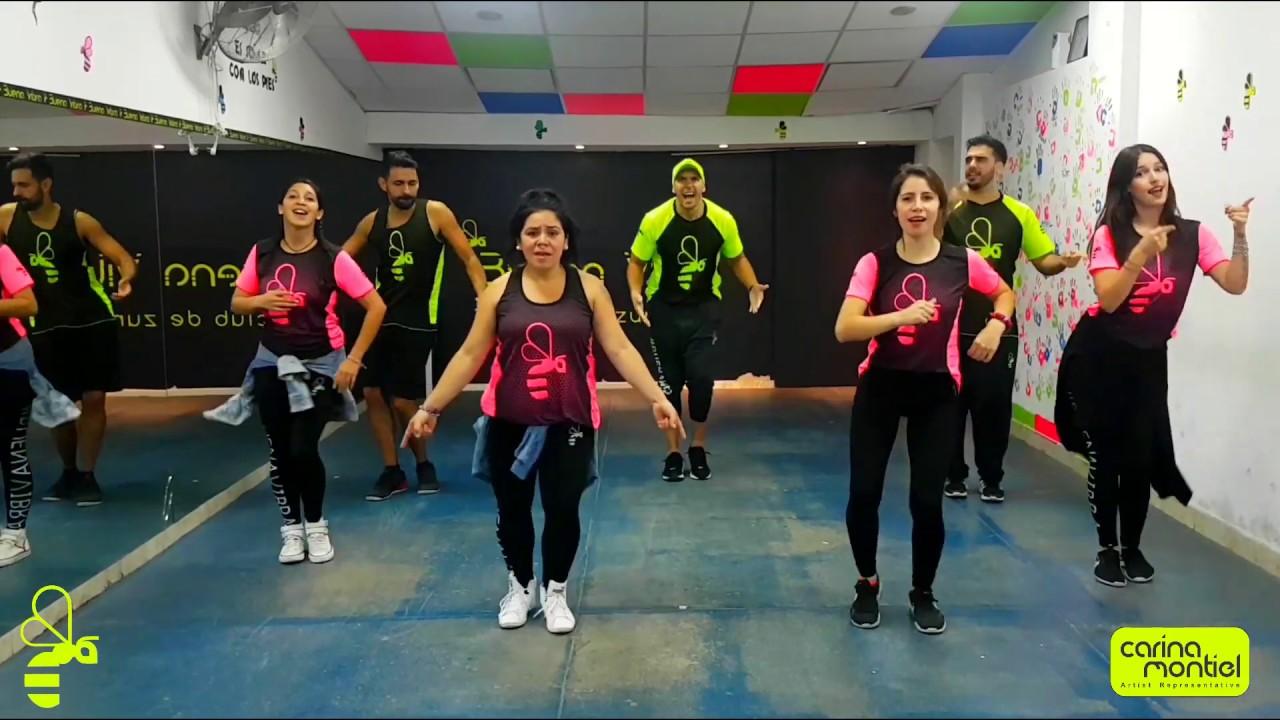 canciones de cumbias para bailar zumba